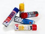 Sprays Adesivos tempor�rios para confec��o - limpador, silicone, �leo lubrificante p/maq.de bordado