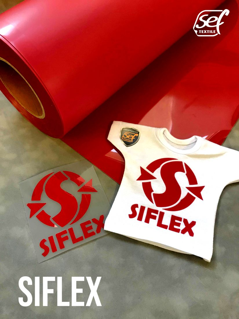 New – Transfer film SIFLEX (3D)