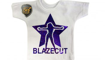 Blazecut – New transfer film