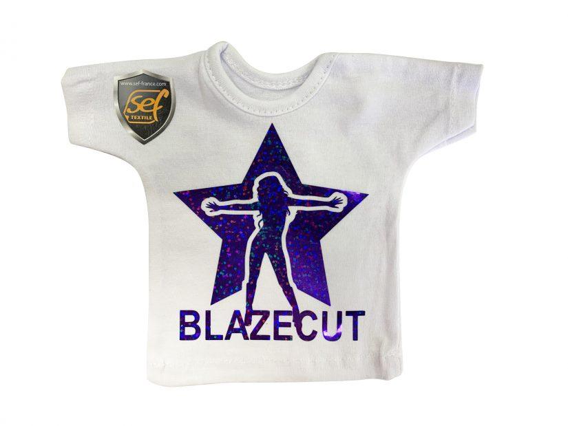 Blazecut – New transfer film