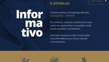 (Português do Brasil) Comunicado: COVID-19